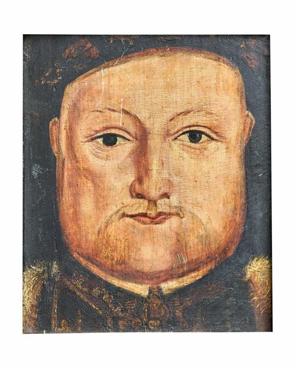 Portrait Henry VIII