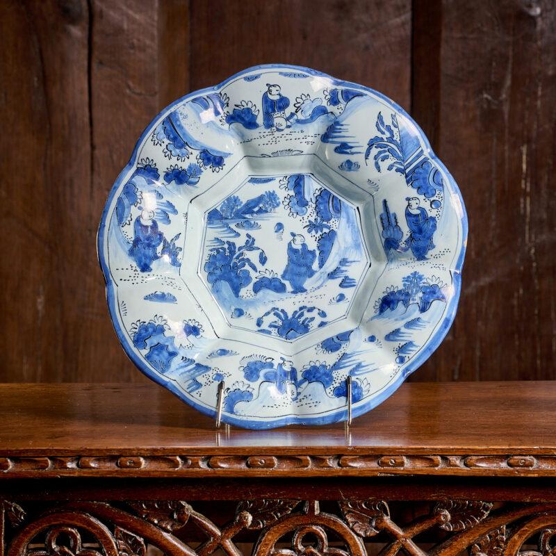 17th century London Delftware