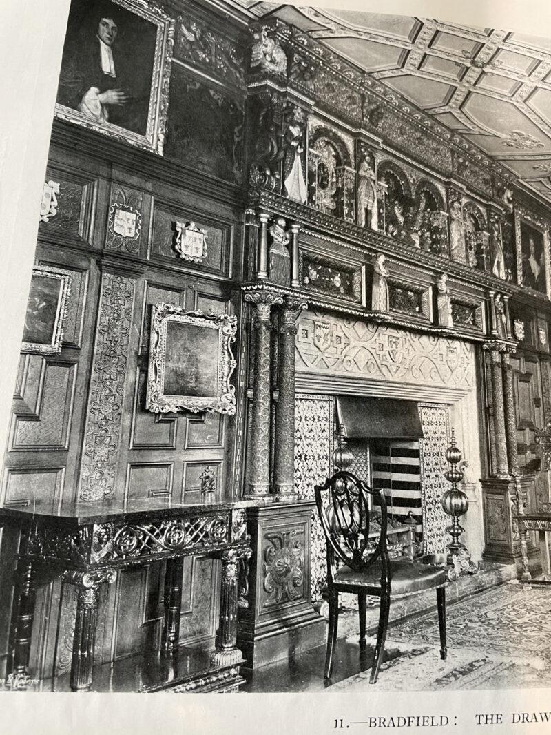 Bradfield Hall, Exeter