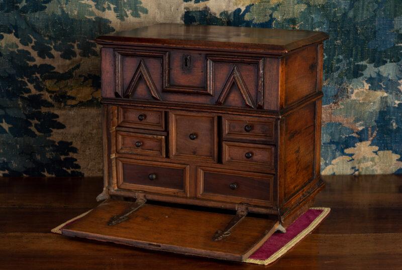 Elizabeth I writing desk box