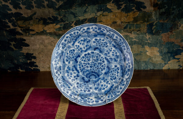17th century Delft charger