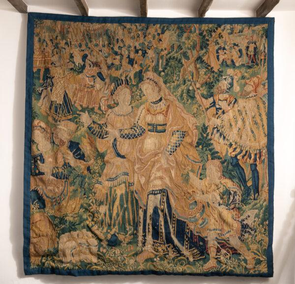 16th century tapestry