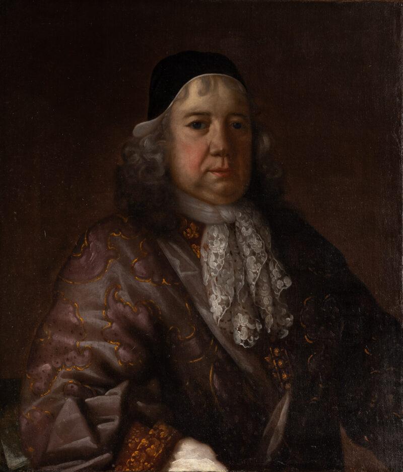Portrait Sir Matthew Hale